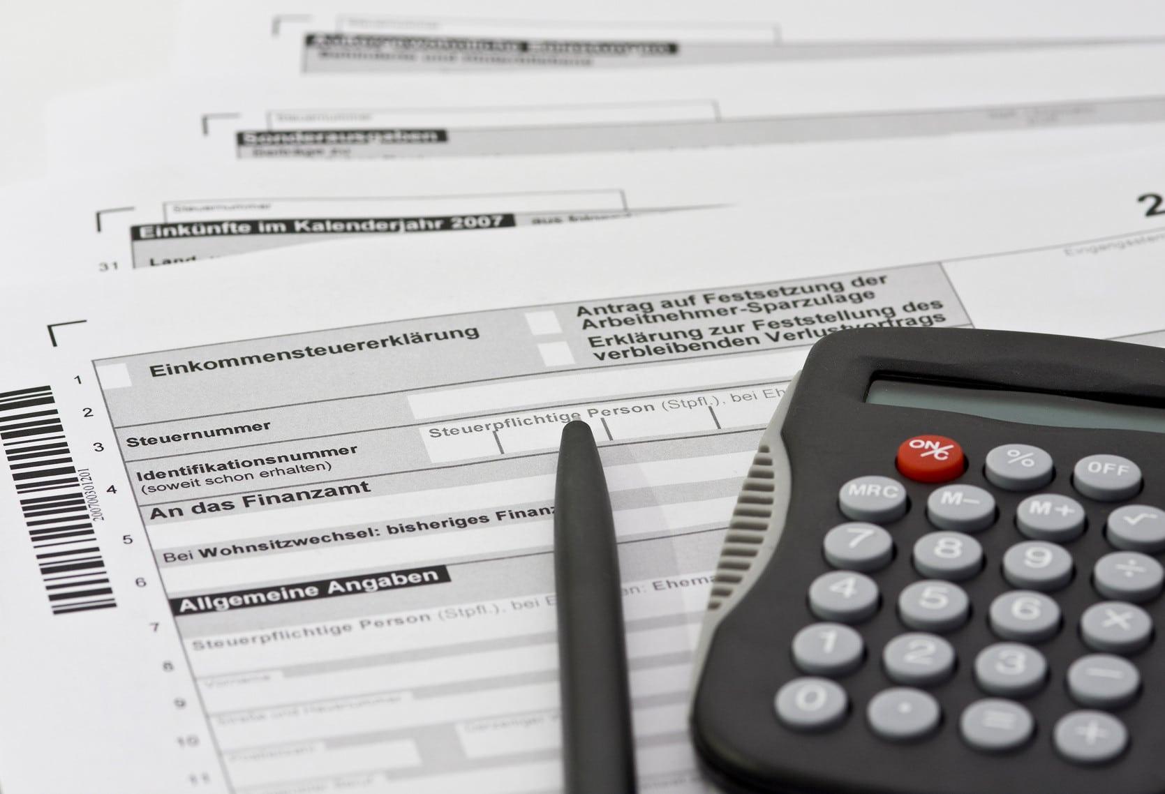Steuererklärung Steuerberater Hattingen