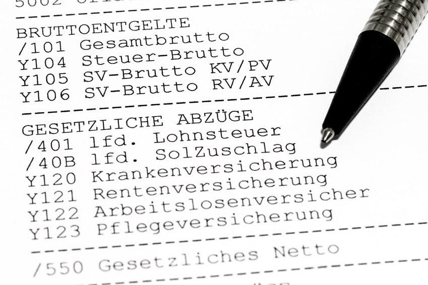 Lohnbuchführung Steuerberater Hattingen